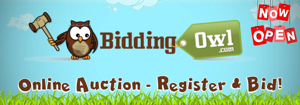 Bidding Owl - Register and Bid Now!